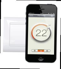 Wi-Fi терморегулятор теплого пола Теплолюкс MCS 300