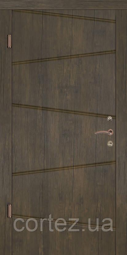 Входные двери стандарт Канзас