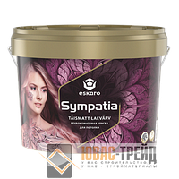 TM ESKARO SYMPATIA - краска для потолка (матовая)(ТМ Эскаро Симпатия), 9,5 л.