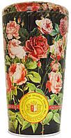 """Чай черный листовой Chelton """"Ваза с Розами"""" 150г."""