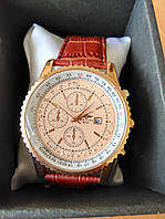 Кварцевые мужские часы Breitling (Брайтлинг)