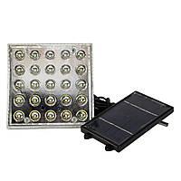 Аварийная лампа с солнечной панелью GD-025