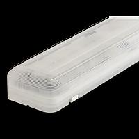 Корпус светильника Atom 744 236 2х1200мм для светодиодных LED ламп T8 IP65 (Германия) герметичный промышленный, фото 1