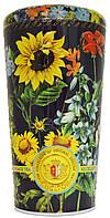 """Чай черный листовой Chelton """"Ваза с Полевыми цветами"""" 150г."""