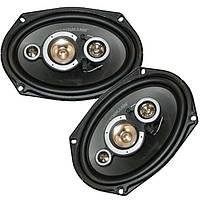 Мощная автомобильная тыловая 4-х полосная акустика BM Boschmann PR-9648HX
