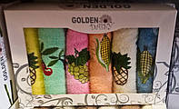 Набор кухонных полотенец Golden Daisy, пр-ль Турция