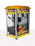 Аппарат для попкорна EWT INOX PCM-826Y, фото 2