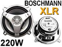 Акустика автомобильная BM Boschmann XLR-5539S, 2-х полосная коаксиальная