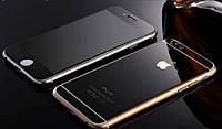 Защитное Стекло iPhone 6 f/b Mirror Black
