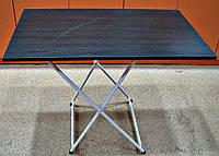 Складной стол для пикника, размер 60х90 см.