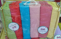 Набор полотенец (сауна) 6шт. 100х150 см.