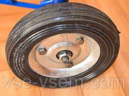Діаметр 13,5 див. Запасні суцільнометалеві колеса з підшипником для кравчучки (візки)