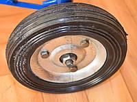 Діаметр 11,5 див. Запасні суцільнометалеві колеса з підшипником для кравчучки (візки)