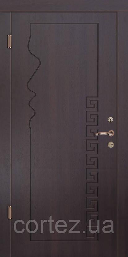 Двери входные Премиум Рубин