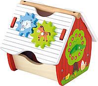 Игрушка сортер Viga toys Веселая ферма (50533)