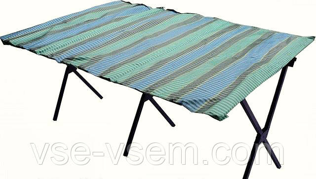Раскладной торговый стол, размер 1*1,5 м.
