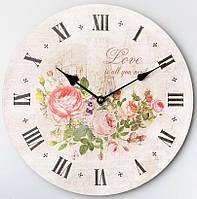 Часы настенные ...Is All You Need