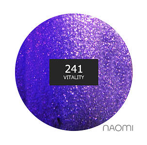 "Гель-лак Naomi ""Chameleon collection"" №241"