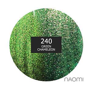 "Гель-лак Naomi ""Chameleon collection"" №240"