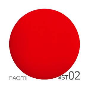 """Гель-лак Naomi """"Soft Touch""""№2"""