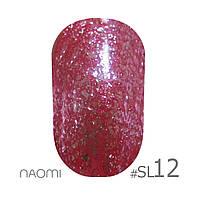 """Гель-лак Naomi """"Selfilluminated colors"""" №12"""