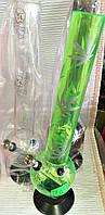 Акриловый бонг для курения, 30 см.
