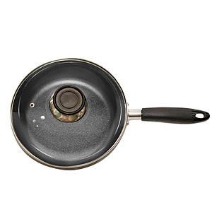 Бесплатная доставка Алюминиевая сковорода с антипригарным покрытием СR-2001