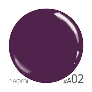 """Гель-лак Naomi """"Aquaurelle gel polish"""" №2"""
