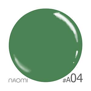 """Гель-лак Naomi """"Aquaurelle gel polish"""" №4"""