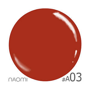 """Гель-лак Naomi """"Aquaurelle gel polish"""" №3"""