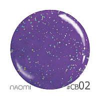 "Гель-лак Naomi ""Candy bar"" №2"