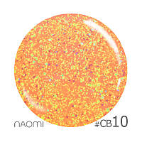 "Гель-лак Naomi ""Candy bar"" №10"