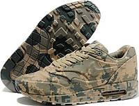 Найк камуфляж Nike Air Max 87 Camouflage Light Camo от магазина tehnolyuks.prom.ua 099-4196944
