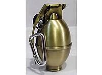 ZK156 Зажигалка в виде гранаты, пламя турбо, высота 8 см.
