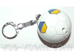 ZK217 Зажигалка брелок - футбольный мяч.