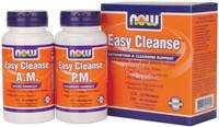 Пищеварительная программа очистки организма -  Изи Клинз / NOW - Easy Cleanse (120 caps)