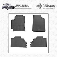 Автомобильные коврики Stingray Geely CK | CK -2 2006-