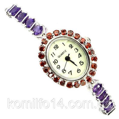 Часы с аметистами купить реплики наручных часов интернет магазин