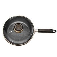 Супер цена Алюминиевая сковорода с антипригарным покрытием СR-2001