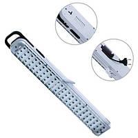 Фонарь аккумуляторный для аварийного освещения, настенный (Rechargeable LED emergency light) Yajia YJ-6805, 66