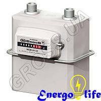 Счётчик газа мембранный GrosS MGM-UA 2.5, G (левый / правый)