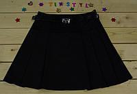 Школьная юбка для девочки  на рост 122-164 см