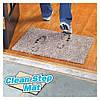 Clean Step Mat - килимок для витирання ніг.
