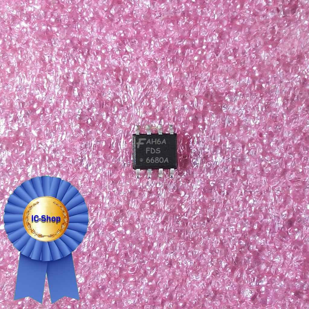 Микросхема FDS6680A ( 6680A )
