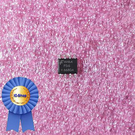 Микросхема FDS6680A ( 6680A ), фото 2