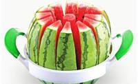 Большой нож для нарезки дынь и арбузов Taglia Melone, диаметр 25 см.