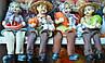 Ляльки ручної роботи, ціна за 4 шт.