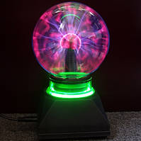 Плазменный шар 8 дюймов, плазма шар