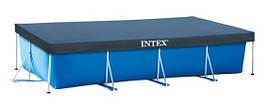 Тент для каркасных бассейнов 200х300 см Intex 28038
