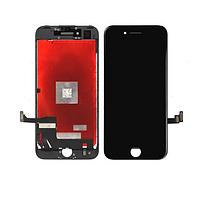 Дисплейный модуль (экран + сенсор) iPhone 7 чёрный (копия)